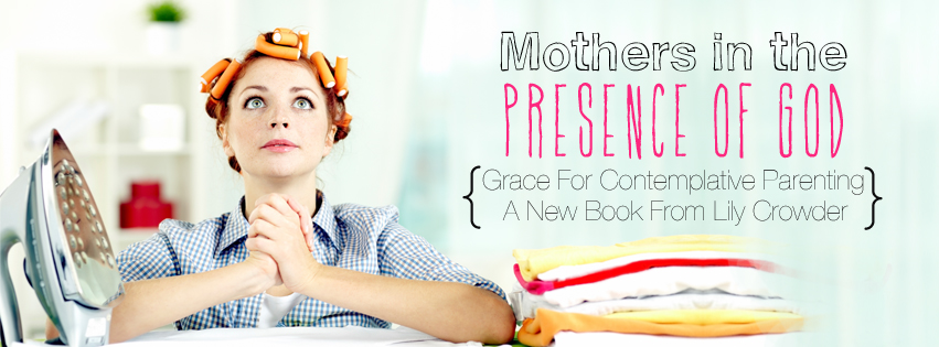 Mothers in the Presence Banner
