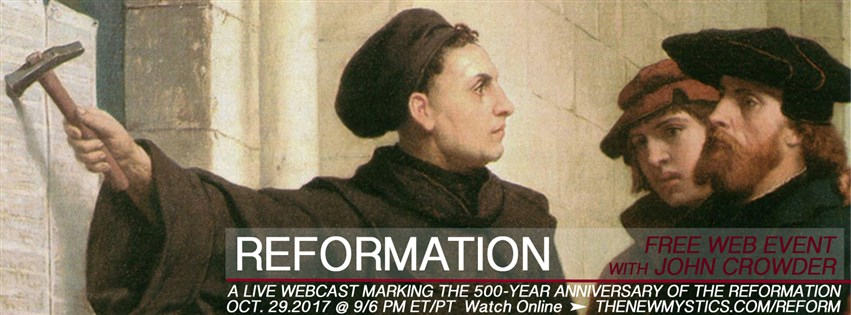 Reformation Luther Anniversary