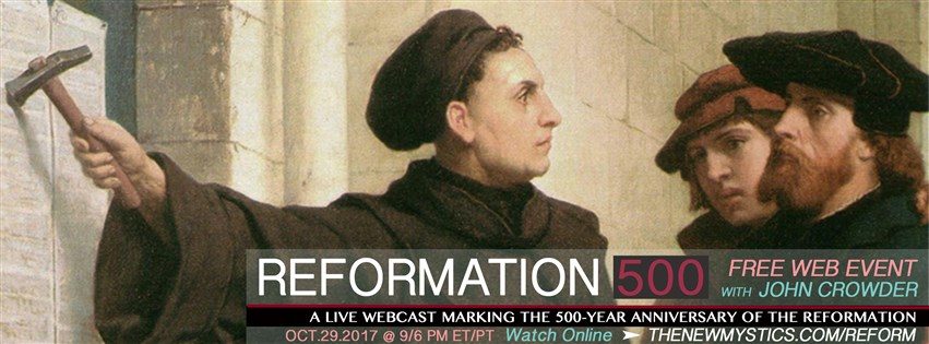 Reformation 500 Luther New